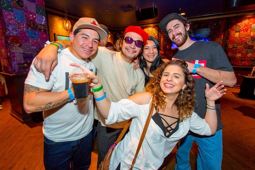 There were good tunes, good beers and good times at the House of Blues' Local Brews Local Grooves festival on Sunday, Feb. 18, 2018.