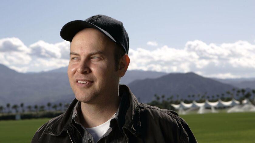 Coachella Valley Music and Arts Festival mastermind Paul Tollett.