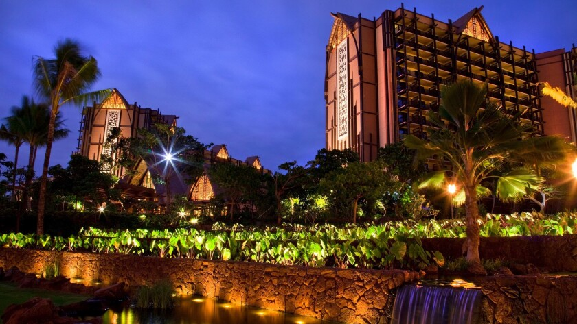 Located about 20 miles from the Honolulu airport, Disney's Aulani resort will launch Hawaii's newest luau in early November.