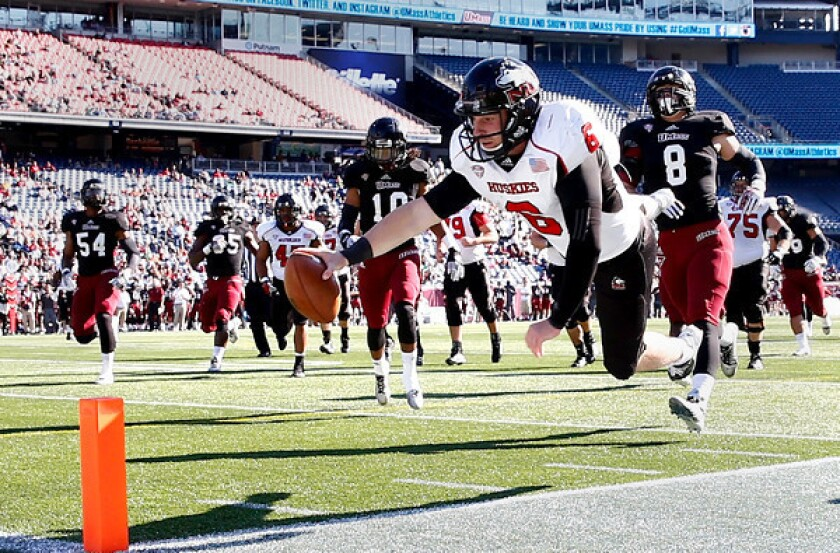 Northern Illinois quarterback Jordan Lynch deserves Heisman consideration