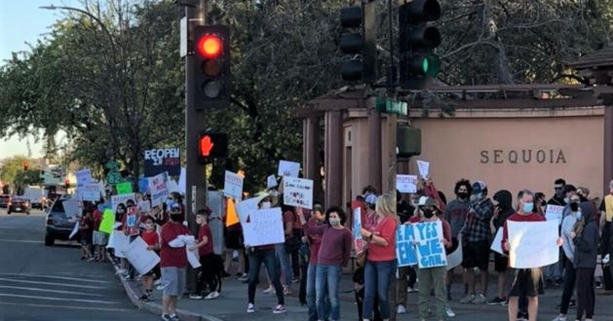 Reopening high schools gets ugly, divisive in Bay Area district where rich and poor mix