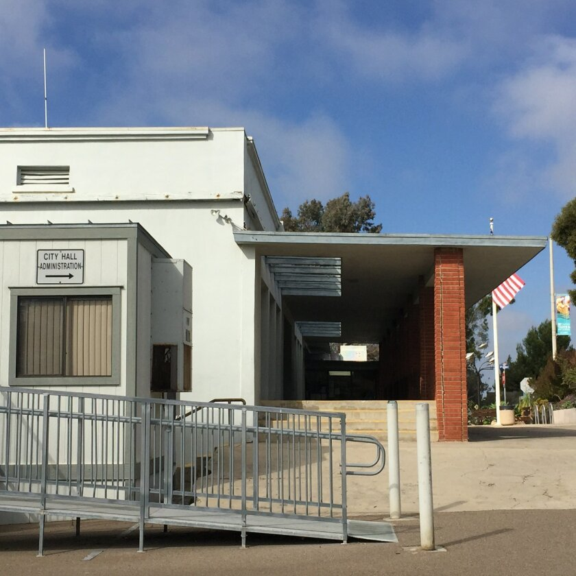 Del Mar City Hall