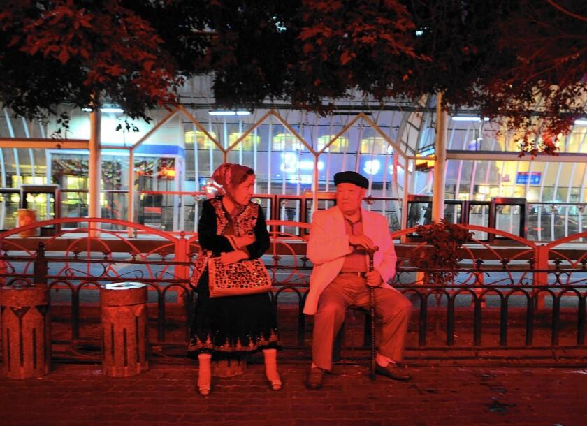 Xinjiang, China