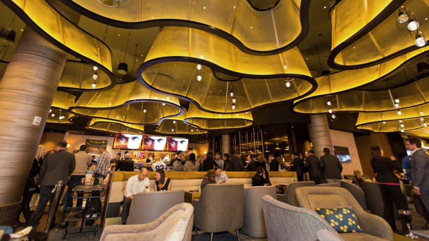 Every hour from 2 a.m. Saturday to 4 a.m.  Sunday, Alto Bar at Caesars Palace will toast the arrival of 2017  at various places around the world.