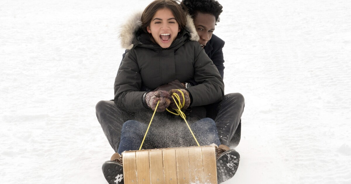 Review: 'Let It Snow' quickly fades into holiday background