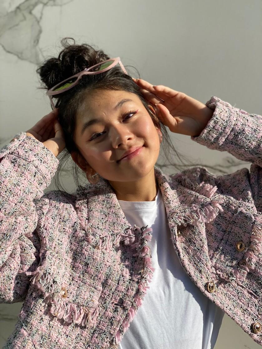 "Momona Tamada stars in Netflix's adaptation of Ann M. Martin's ""The Baby-Sitters Club."""