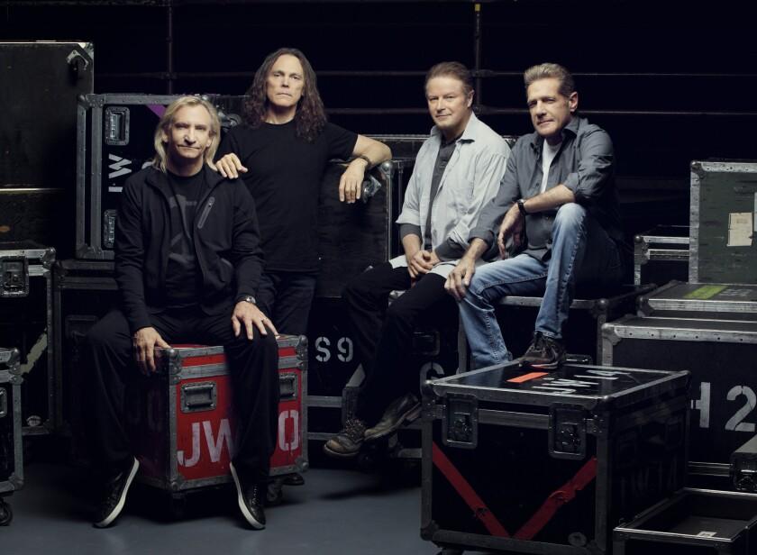 Eagles members 2014