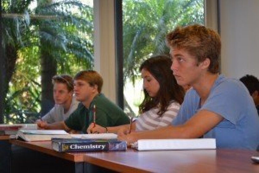 High Bluff Academy's expansion continues this fall with more electives, from French and Mandarin to computer science classes, and more clubs to meet the individualized needs of its students. Courtesy photo