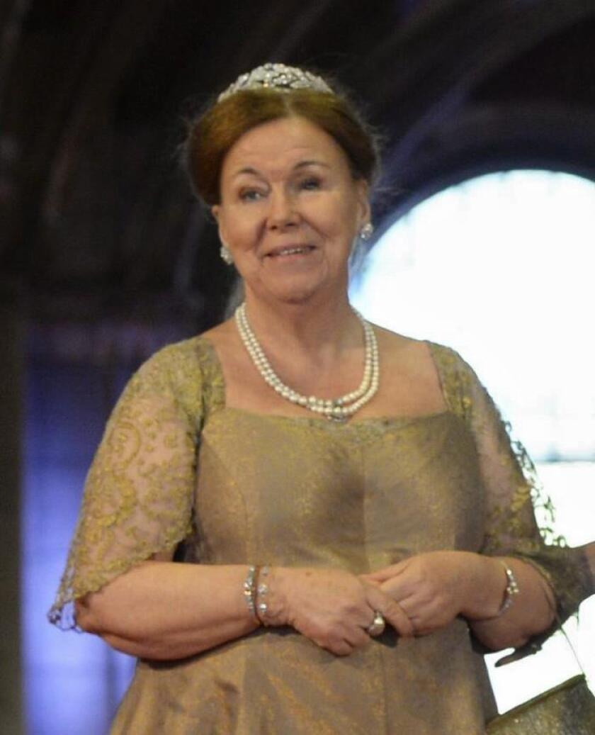Fotografía de archivo realizada el 29 de abril de 2013 de la princesa Cristina de Holanda. EFE/ Robin Utrecht