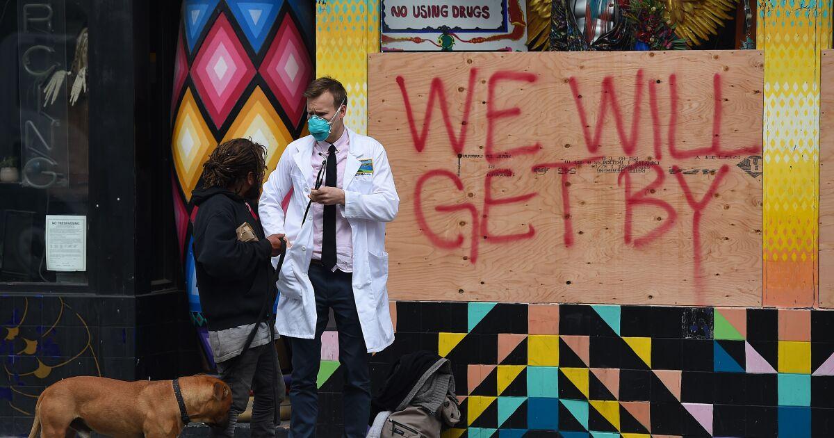 Wie schlecht wird der coronavirus hit San Francisco?