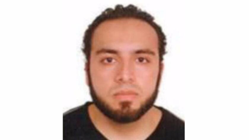 Ahmad Khan Rahami has been arrested, authorities say.