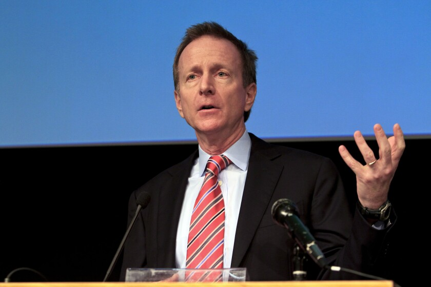 Los Angeles 2020 Commission co-chairman Austin Beutner
