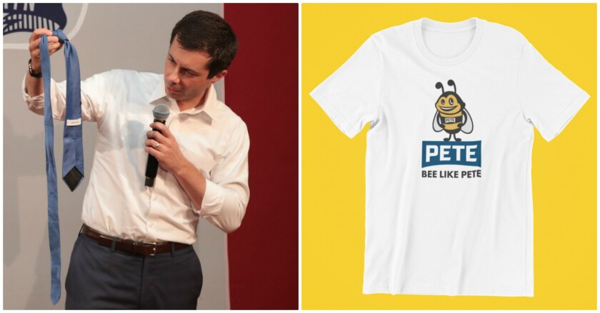 Pete Buttigeig generates buzz on the 2020 campaign trail