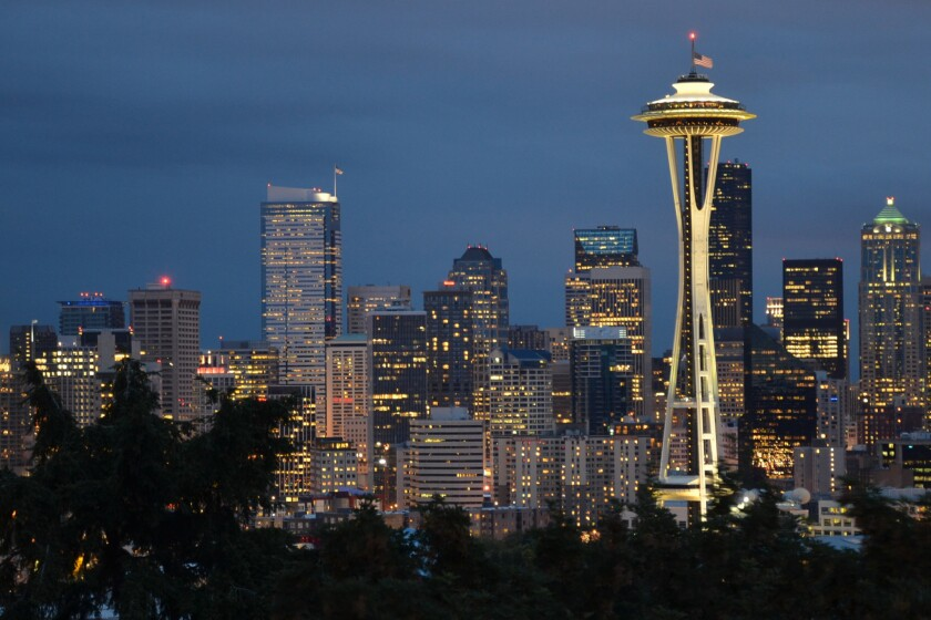 Seattle: A harbinger of minimum wage ills, or too early to tell?