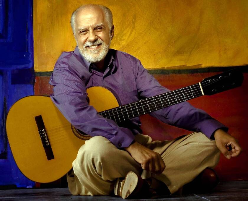 Guitarist Oscar Castro-Neves performed in a landmark bossa nova concert at Carnegie Hall at age 22. In 1966, he moved permanently to the U.S., where his quick, gentle guitar style and murmuring vocals started receiving rave reviews.