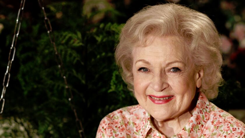 """""""You Again"""" and """"The Proposal"""" star Betty White."""