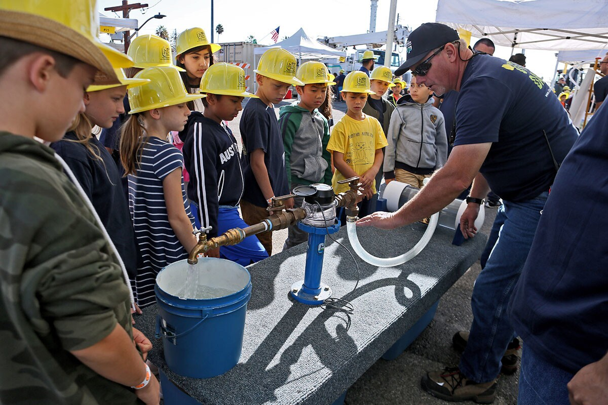 Photo Gallery: Local students attend Glendale Water and Power annual Utility Day