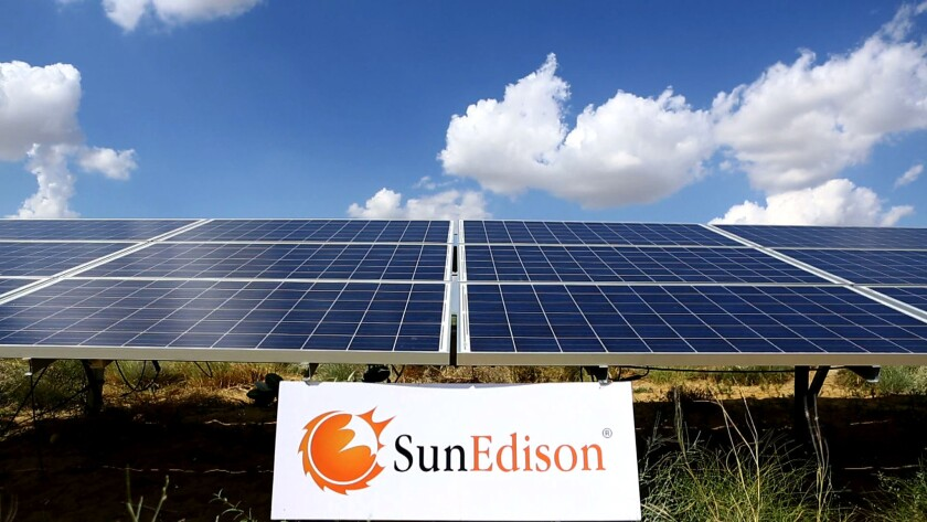 SunEdison said it will not give severance payments to ex-CEO Ahmad Chatila.