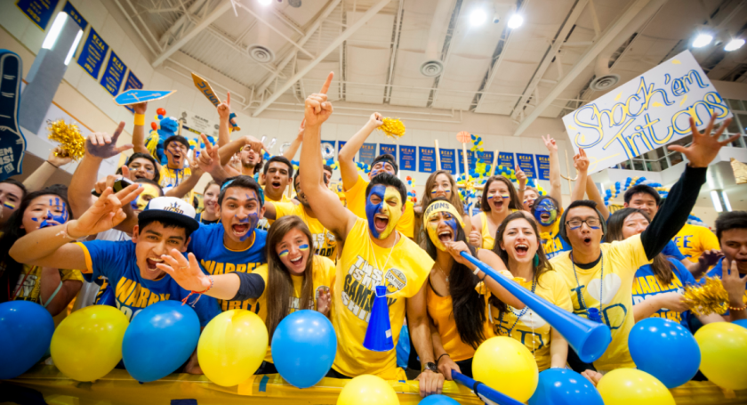 UC San Diego had nearly 39,000 students in fall 2019.