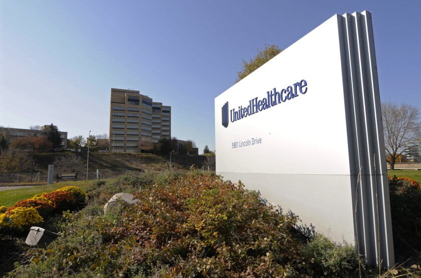 UnitedHealthcare, the nation's largest health insurer, plans to give some customers a break at the pharmacy counter starting next year.