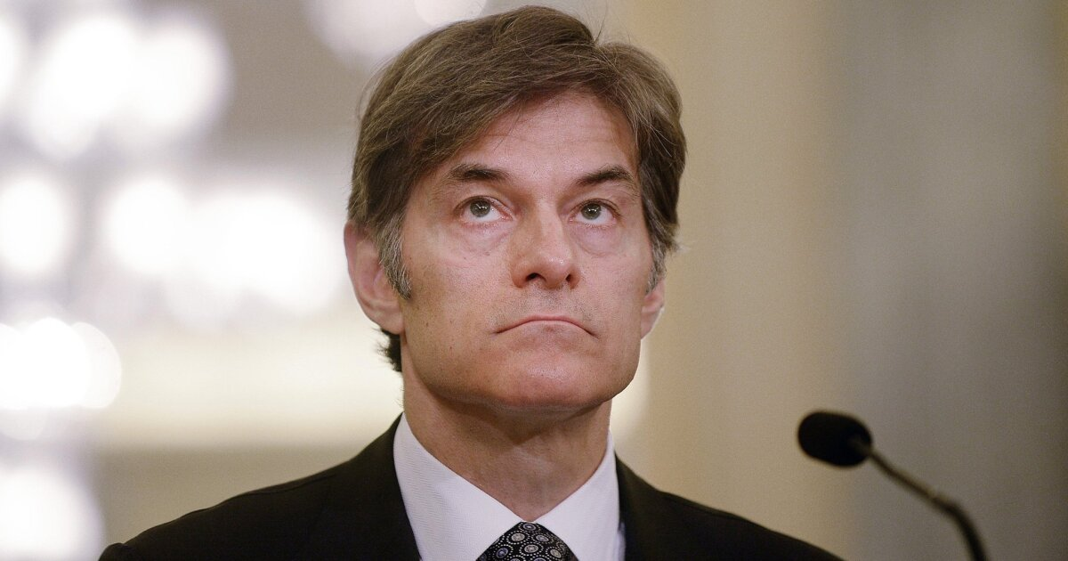 Dr Oz Still Shilling As Fast As He Can Los Angeles Times
