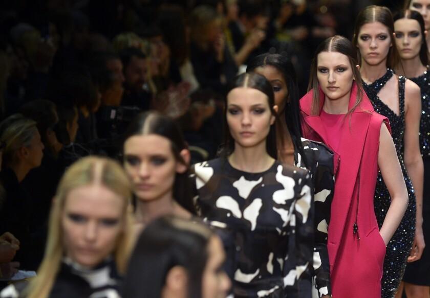 Paris Fashion Week: Fall 2013 primer