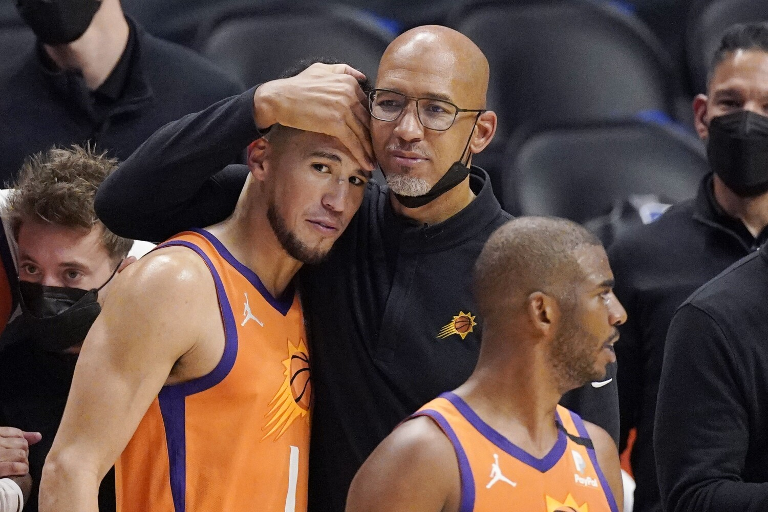 How two losses to the Lakers helped the Suns find their NBA Finals path
