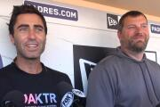 AJ Preller, Mark Conner discuss process on eve of Padres draft