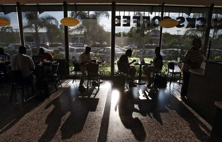 Starbucks is the most popular breakfast eatery among business travelers, according to a study of expense reports.