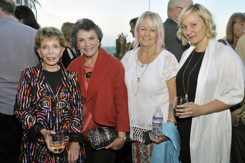 Pat JaCoby, Joan Bernstein, Mary Veta, Lauren Dockweiler