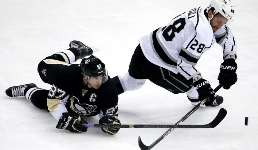 Sidney Crosby, Jarret Stoll