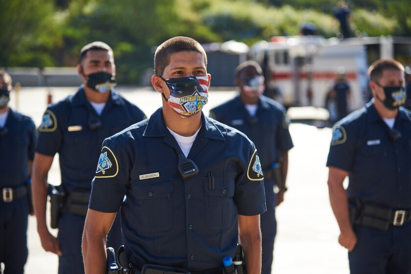 Palomar College Police Academy will no longer teach cadets how to use the carotid restraint