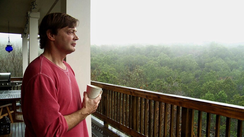 """Dr. Andrew Wakefield in the documentary """"The Pathological Optimist."""""""