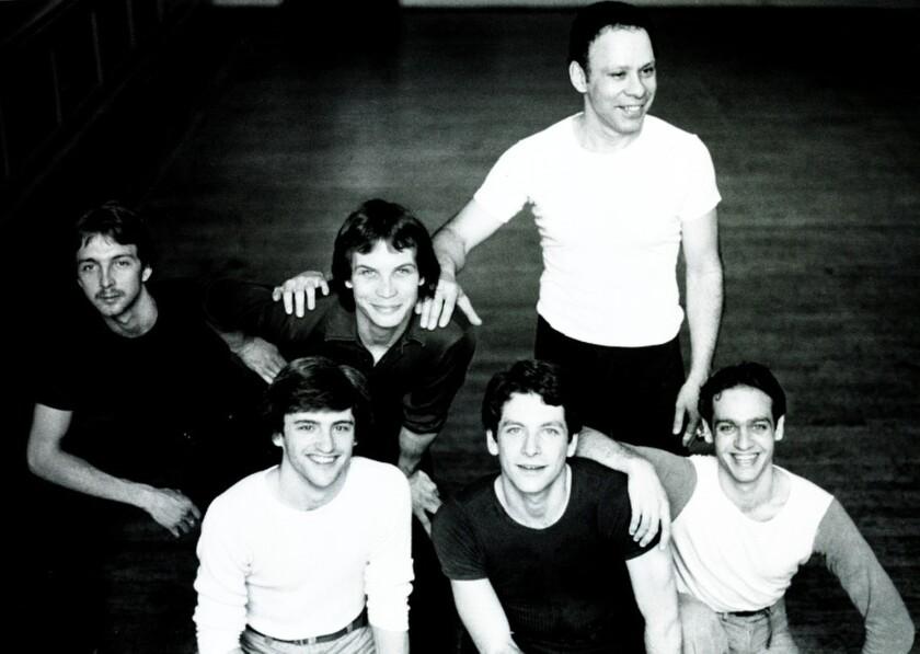 Rudy Perez, choreographer