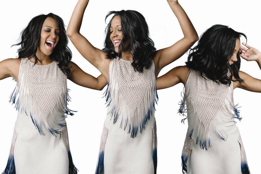 Rising country star Mickey Guyton will open for Brad Paisley Saturday in Chula Vista.