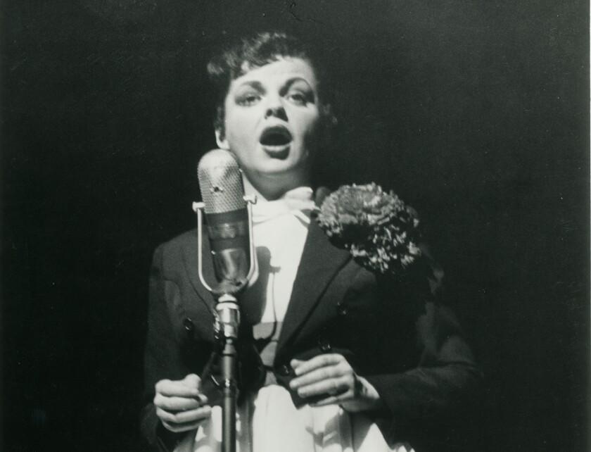 "Judy Garland in ""Sid & Judy"""
