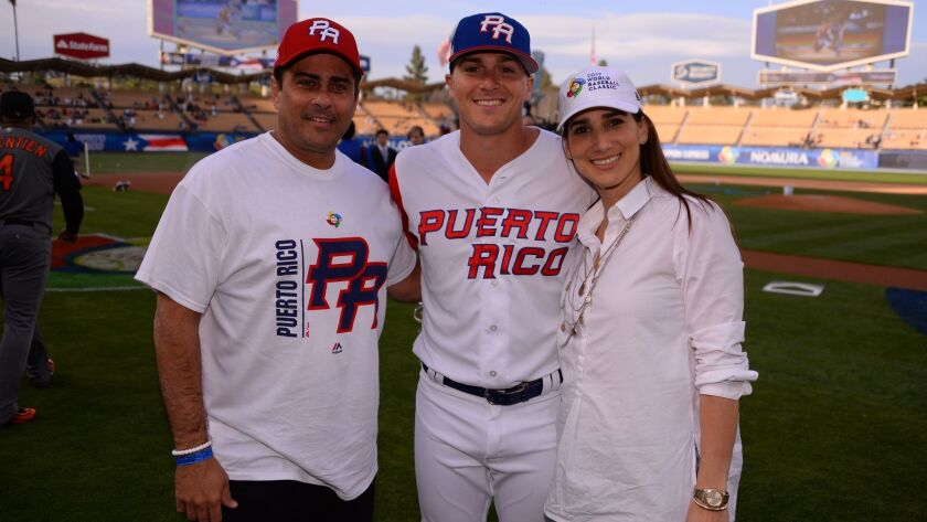 WBC-Semi Finals-Puerto Rico vs Netherlands