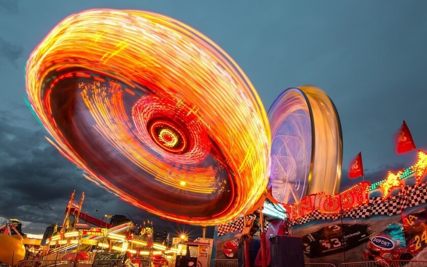 The Ramona Country Fair opens July 30 and runs through Aug. 1. The event also marks the fair's 50th year.