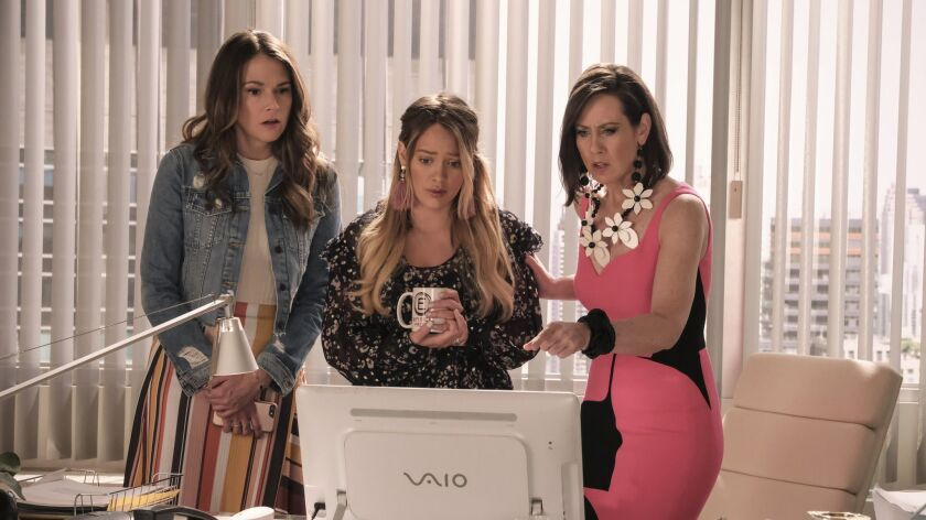 """""""Younger"""" Ep. 512 (Airs 8/28/18)"""