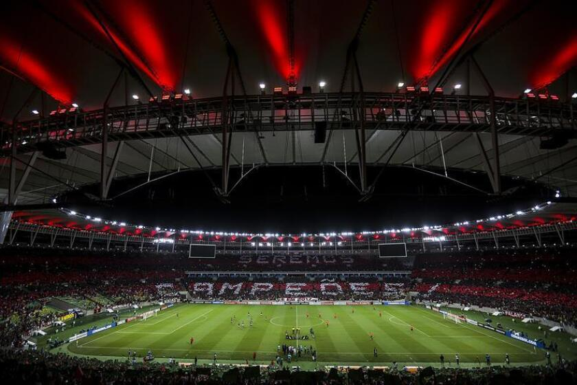 Vista del Estadio Maracaná de Río de Janeiro (Brasil). EFE/Archivo