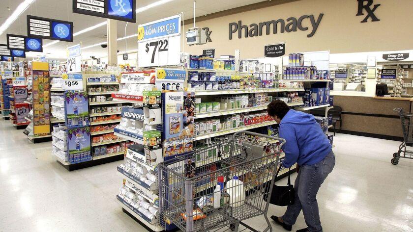 Wal-Mart Announces Large Cut In Generic Prescription Drug Prices