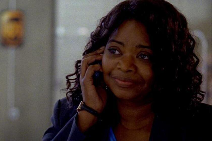 "Octavia Spencer as Oscar Grant's mother in ""Fruitvale Station."""