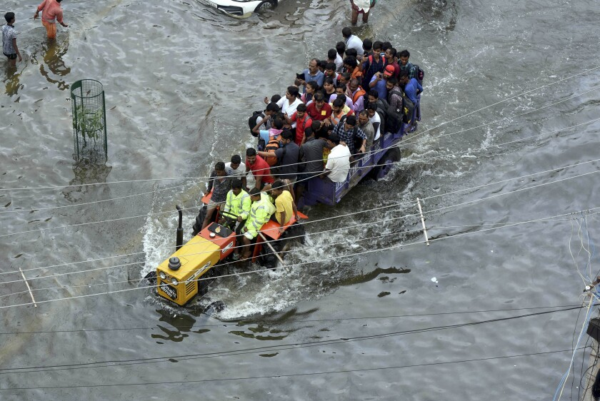 India Monsoon Flood