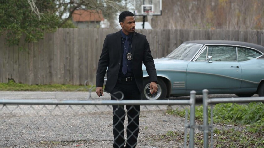 "Trey Songz (""Sonny"") stars in ""BLOOD BROTHER."" Credit: Eliza Morse/Lionsgate"