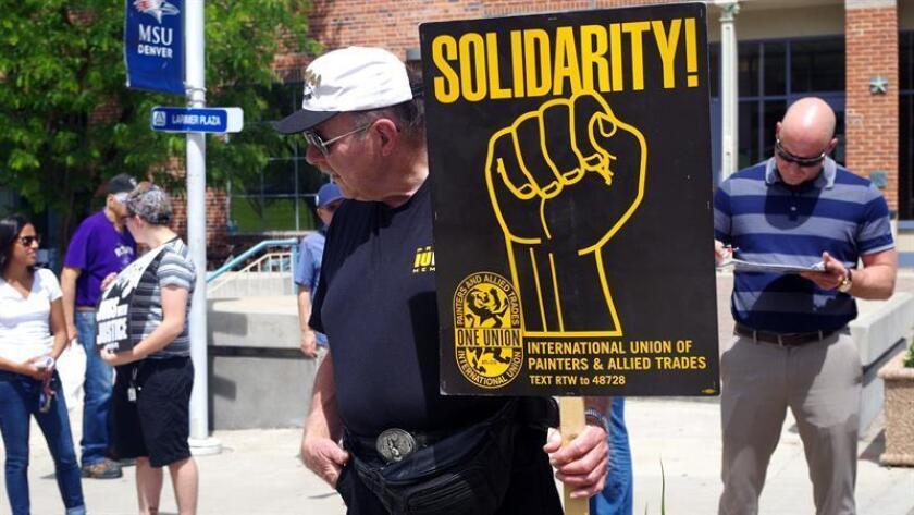 """Organizaciones comunitarias y sindicatos en Nueva York anunciaron hoy una coalición para defender los derechos de los trabajadores que representan, en su mayoría inmigrantes, ante los ataques de lo que llamaron """"la era Trump"""". EFE/Archivo"""