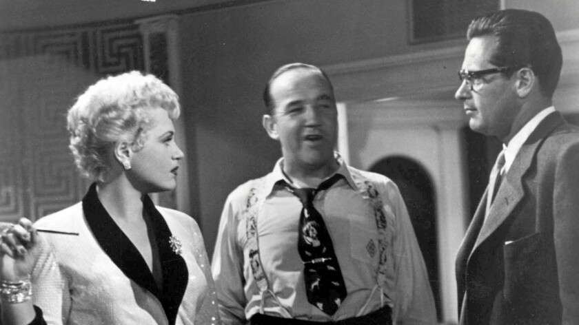"""Judy Holliday starred with Broderick Crawford and William Holden in """"Born Yesterday."""""""