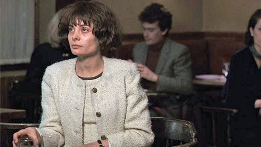 """Marie Trintignant in the 1992 French film """"Betty."""""""