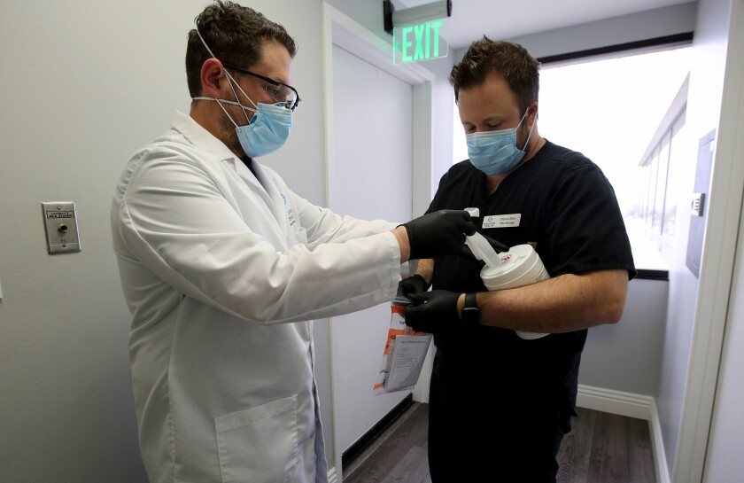 Merced County Coronavirus Cases Tracking The Outbreak Los Angeles Times