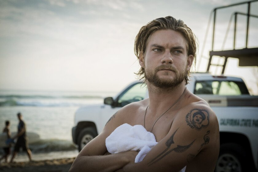 "Jake Weary, who plays Deran Cody in TNT's ""Animal Kingdom""."