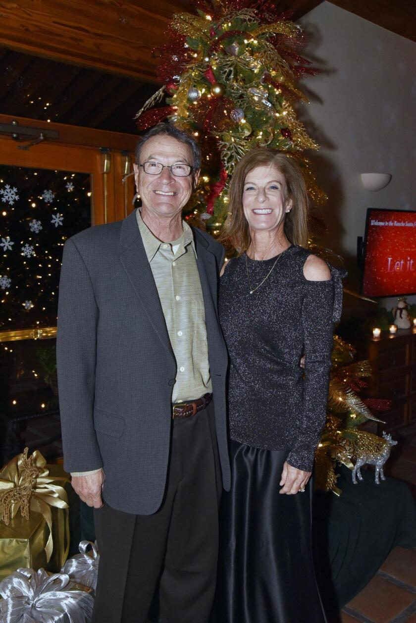 RSF Tennis Club Holiday Party